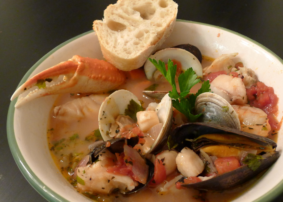 Image gallery seafood recipes for Fish and seafood