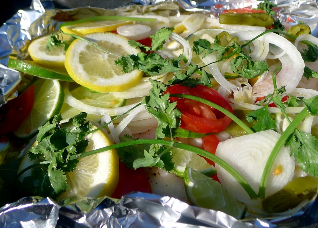 how to cook red snapper on the grill